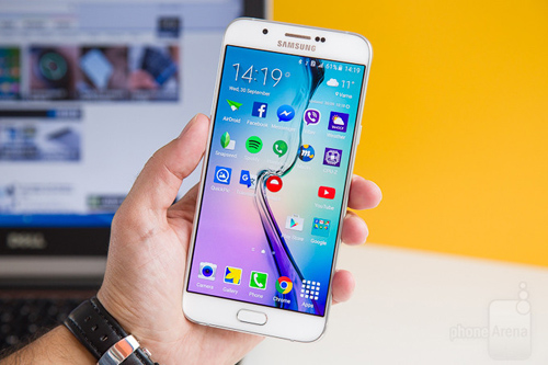 samsung galaxy a8 (2016) lo thong so tren geekbench hinh anh 1