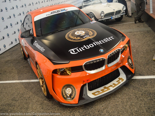 "ngam bmw 2002 hommage turbomeister concept ""canh cam"" tai pebble beach hinh anh 2"
