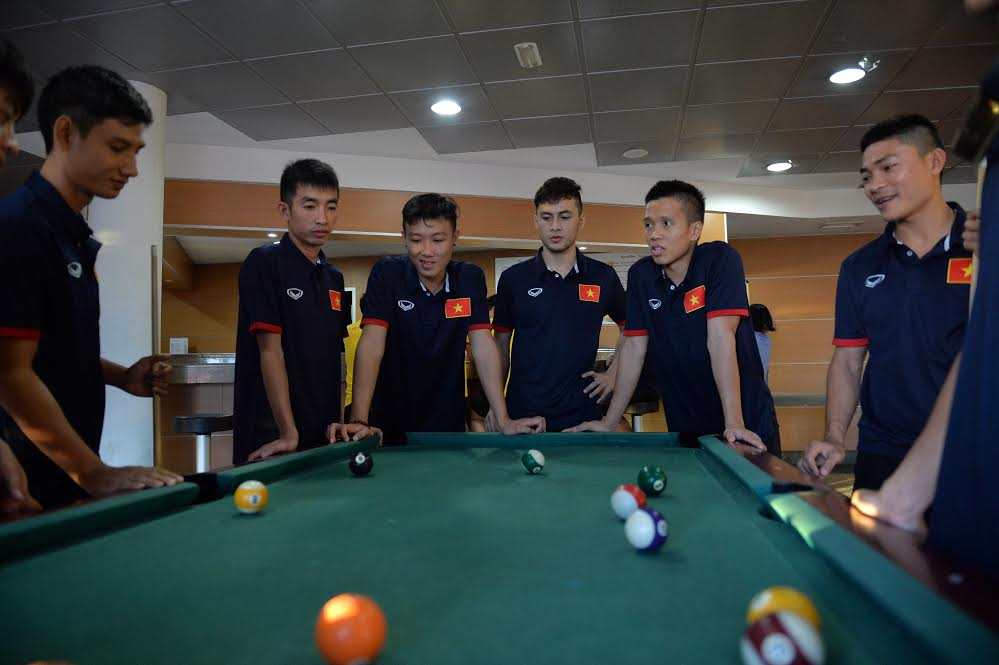 dt futsal viet nam dinh ngay chot danh sach du world cup hinh anh 2