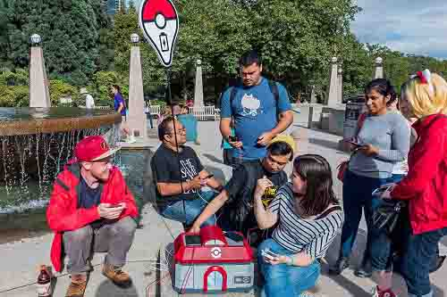 tiet lo ve ban cap nhat sap phat hanh cua game pokemon go hinh anh 1
