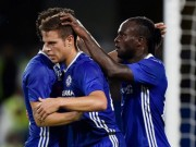 The thao - Clip: Chelsea nhe nhang vao vong 3 EFL Cup