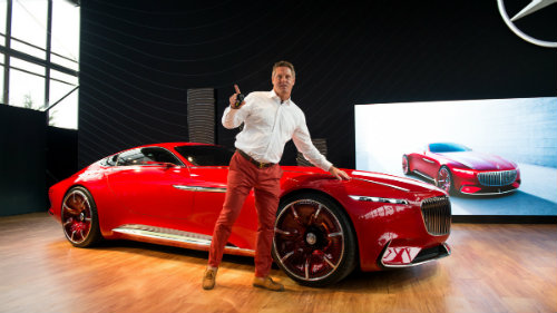 ngam du thuyen mat dat vision mercedes-maybach 6 coupe hinh anh 5