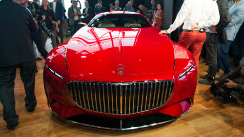 ngam du thuyen mat dat vision mercedes-maybach 6 coupe hinh anh 10