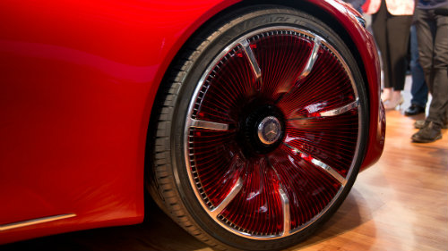 ngam du thuyen mat dat vision mercedes-maybach 6 coupe hinh anh 7