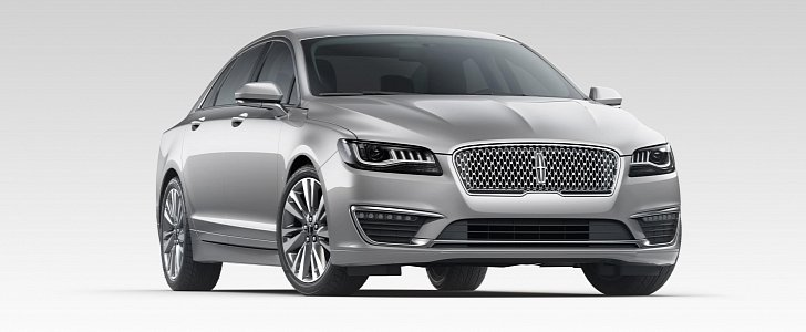 lincoln mkz 2017 duoc danh gia la xe an toan nhat hinh anh 1