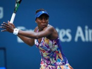 The thao - Vao vong 2 US Open 2016, Venus Williams thiet lap 2 ky luc