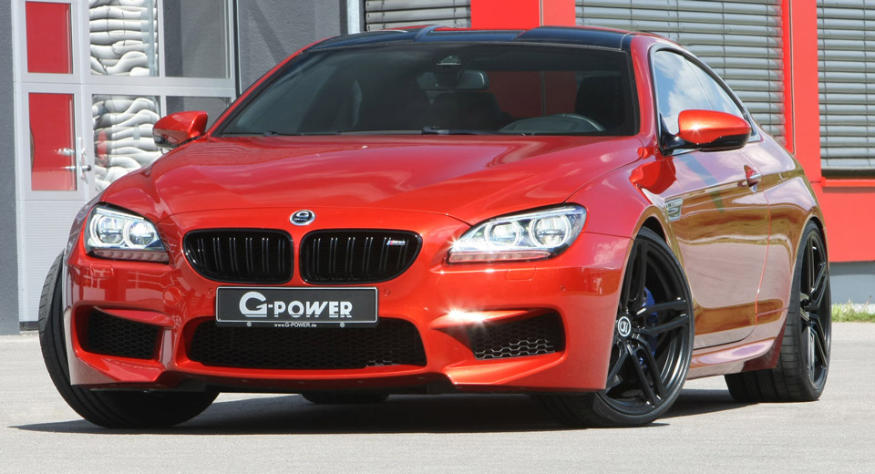 bmw m6 coupe dat cong suat khung 740 ma luc hinh anh 1