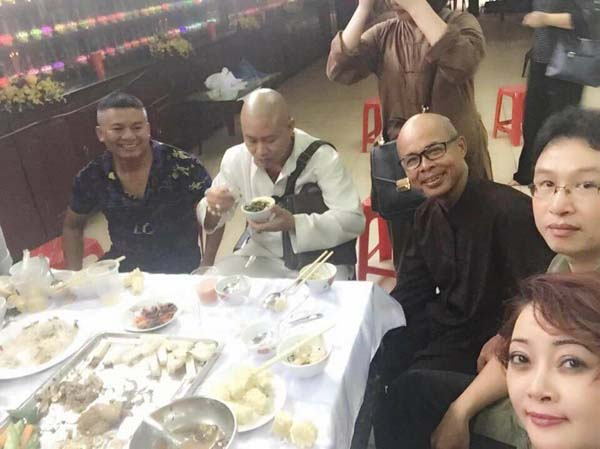 nghe si tra my: anh han van tinh muon nam o dat que hinh anh 2