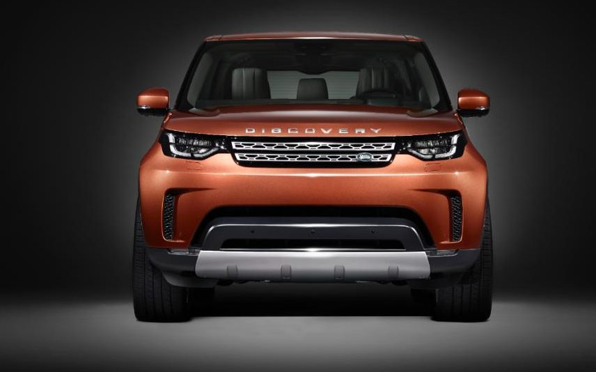 land rover discovery the he thu 5 sap trinh lang hinh anh 1
