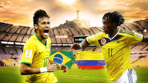 link xem truc tiep brazil vs colombia (7h45) hinh anh 1