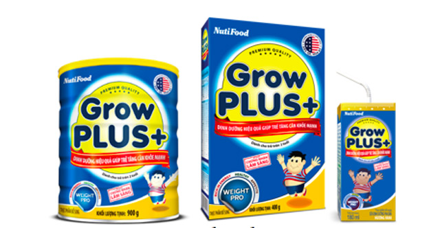 growplus+ cua nutifood giup tre thoat nguy co suy dinh duong hinh anh 3