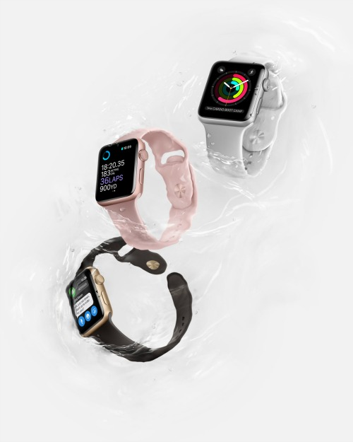 chinh thuc: apple watch series 2 hieu suat manh, gia 369 usd hinh anh 4