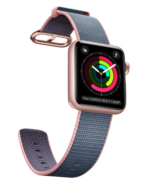 chinh thuc: apple watch series 2 hieu suat manh, gia 369 usd hinh anh 2