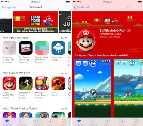 game super mario se co mat tren ca ios va android hinh anh 1