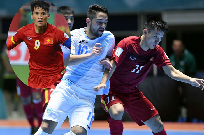 cong vinh noi gi ve chien tich cua dt futsal viet nam? hinh anh 1