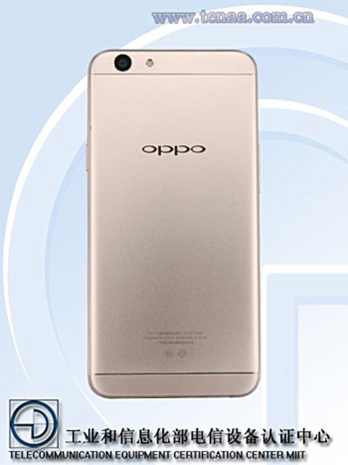 oppo a59s dung ram 4gb, camera truoc 16mp sap ra mat hinh anh 2