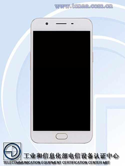 oppo a59s dung ram 4gb, camera truoc 16mp sap ra mat hinh anh 1