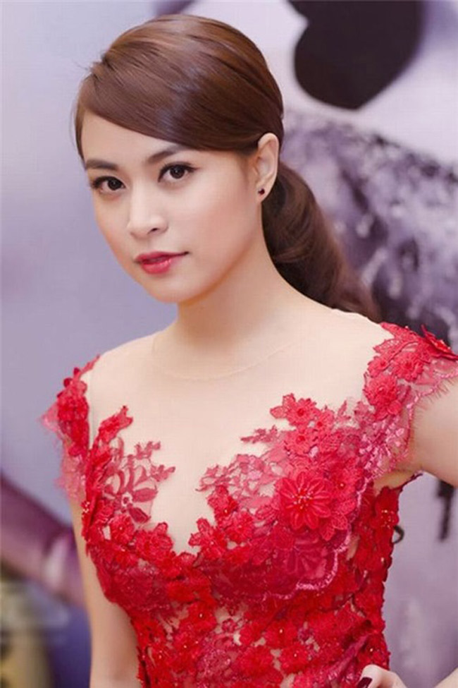 "hoang thuy linh khoe ""biet thu"" o que sap hoan thanh hinh anh 1"