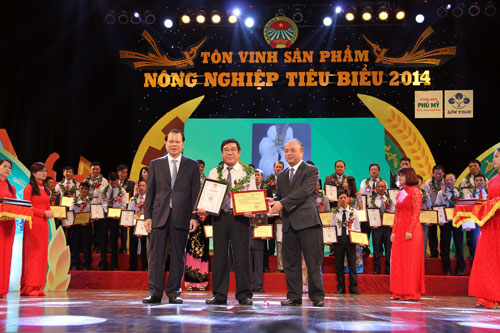 khang dinh vi the, chat luong nong san viet nam hinh anh 1