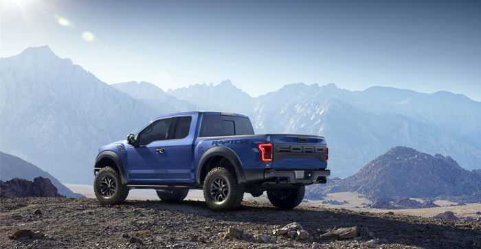 "tiet lo ve ""sieu ban tai"" ford f-150 raptor 2017 hinh anh 4"