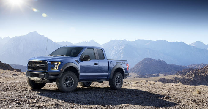"tiet lo ve ""sieu ban tai"" ford f-150 raptor 2017 hinh anh 3"