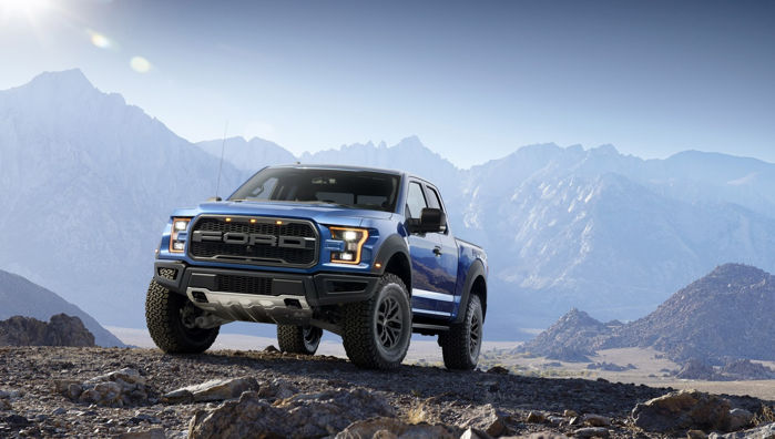 "tiet lo ve ""sieu ban tai"" ford f-150 raptor 2017 hinh anh 2"