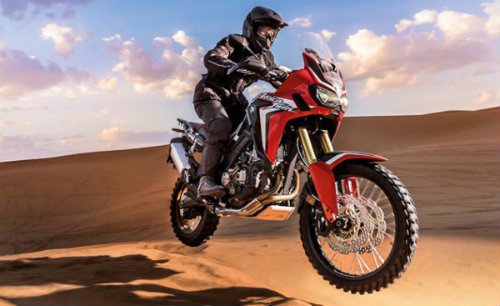 so gang honda crf1000l africa twin va yamaha super tenere hinh anh 6