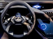 o to - Xe may - Lexus UX concept co noi that ba chieu cuc chat