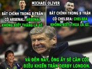"The thao - HaU TRuoNG (24.9): Wenger so Chelsea, Guardiola ""xao"" nhat the gioi"