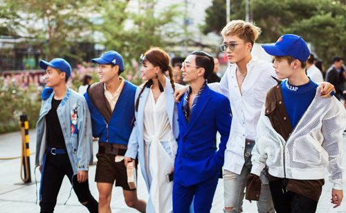 vietnam international fashion week se co diem gi moi? hinh anh 11