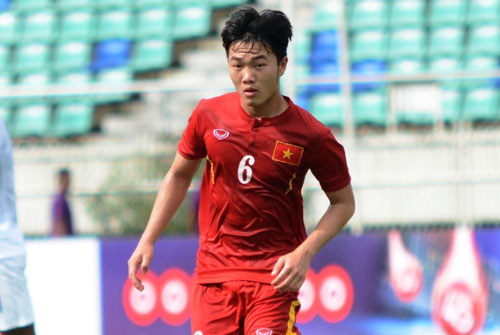 "diem tin toi (26.9): xuan truong ""lo hen"" voi aff cup 2016? hinh anh 1"