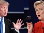 The gioi - Bau cu My:  Donald Trump- Hillary Clinton 'an mieng tra mieng' quyet liet