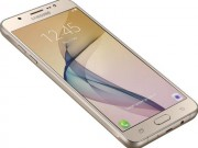 Cong nghe - Samsung Galaxy On8 chinh thuc trinh lang, gia re 240 USD