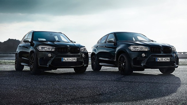 lo dien bmw x5 m va x6 m ban den bong dac biet hinh anh 1