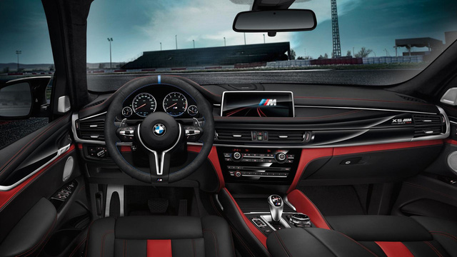 lo dien bmw x5 m va x6 m ban den bong dac biet hinh anh 2