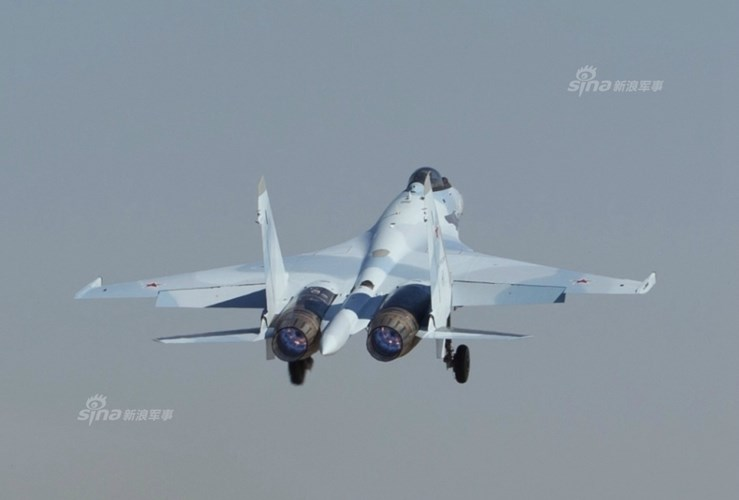 hinh anh moi nhat ve tiem kich su-35 cua trung quoc hinh anh 8