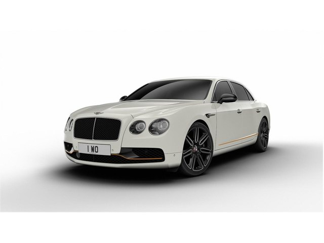 """hang doc"" bentley flying spur design series chi 100 chiec hinh anh 1"