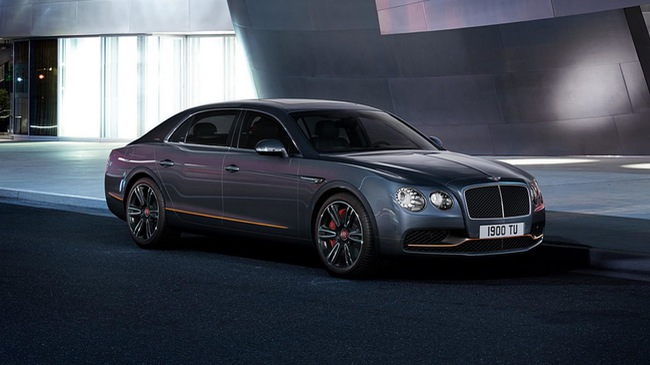 """hang doc"" bentley flying spur design series chi 100 chiec hinh anh 4"
