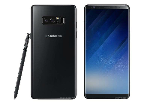 galaxy note 8 tiep tuc xuat hien voi cum camera kep hinh anh 1