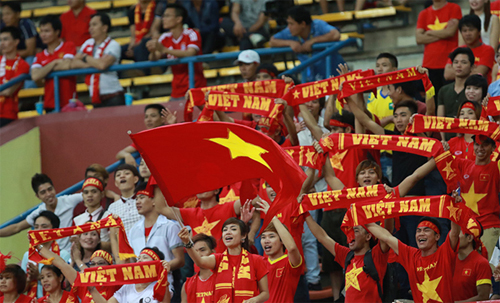 bo truong can thiep, pho doan viet nam du sea games giam manh hinh anh 1