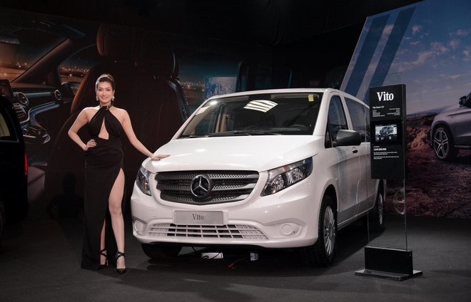 ngam dan my nu tai trien lam mercedes-benz fascination 2017 hinh anh 6