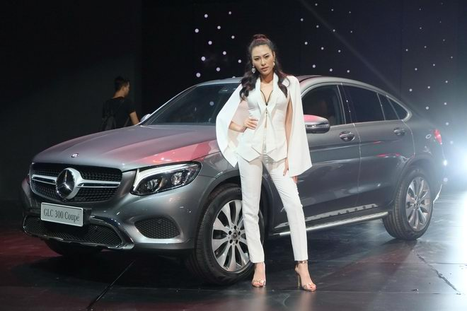 mercedes glc 300 coupe gia 2,89 ty dong tai viet nam hinh anh 1