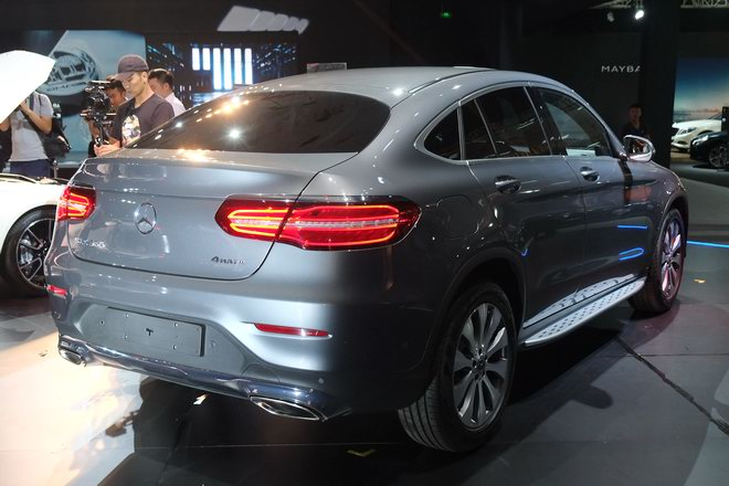 mercedes glc 300 coupe gia 2,89 ty dong tai viet nam hinh anh 3