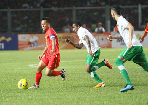 "viet nam va indonesia: duyen no ""ngut troi"" o cac ky aff cup, sea games hinh anh 2"