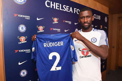 10 cau thu dat gia nhat lich su chelsea: rudiger dung thu may? hinh anh 2