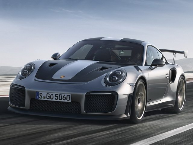 porsche 911 gt2 rs 2018 chot gia 19,1 ty dong o viet nam hinh anh 1