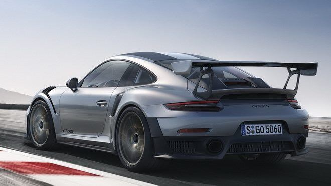 porsche 911 gt2 rs 2018 chot gia 19,1 ty dong o viet nam hinh anh 2