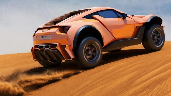 """sandracer 500gt: """"quai thu"""" off-road gia 10 ty dong hinh anh 3"""