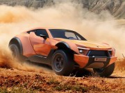 "SandRacer 500GT: ""Quai thu"" off-road gia 10 ty dong"