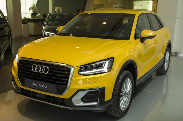 audi q2 hoan toan moi co gia 1,5 ty dong o viet nam hinh anh 1